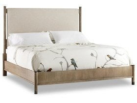 Кровать Affinity King Upholstered Bed